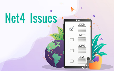 How to migrate domain away from Net4 / Net4u / Net4India?